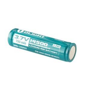 Olight 14500 Lithium-ION Accu 3.7V 750mA