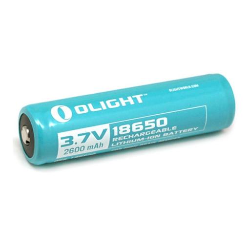 Olight 18650 Lithium-ion 3,6 volt 2600mAh