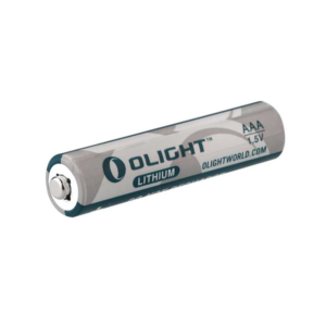 AAA Lithium batterij 1.5 V 1100mAh