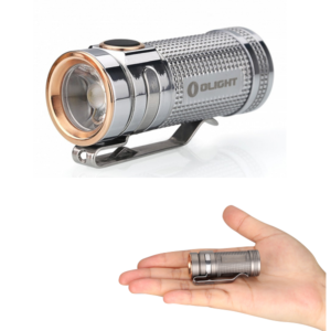 Olight S Mini Limited Edition Titanium