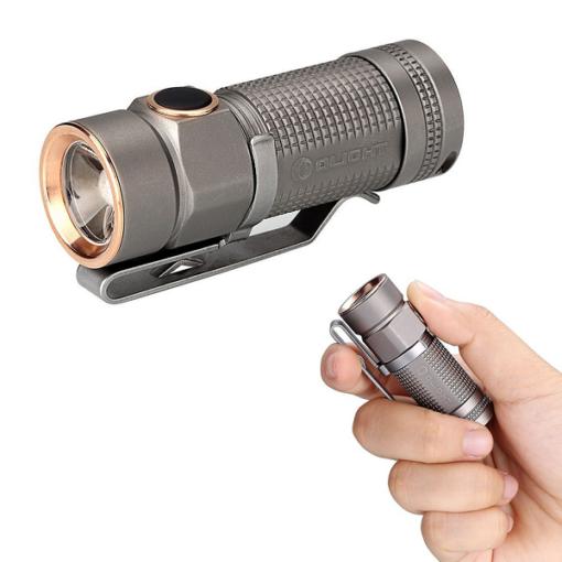 Olight S1 Baton Titanium