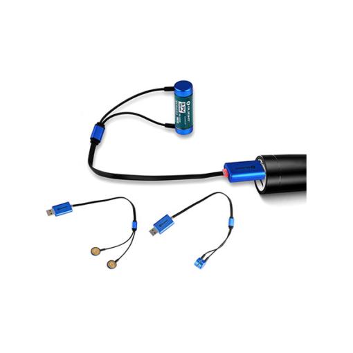 Olight Universele oplader voor oplaadbare batterijen-Accu's