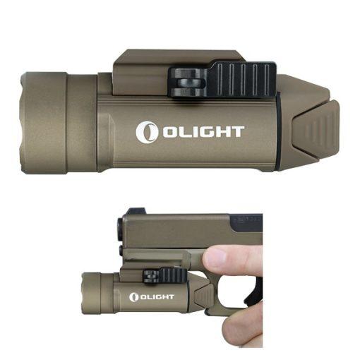 Olight PL-2 VALKYRIE Limited edition Desert Tan