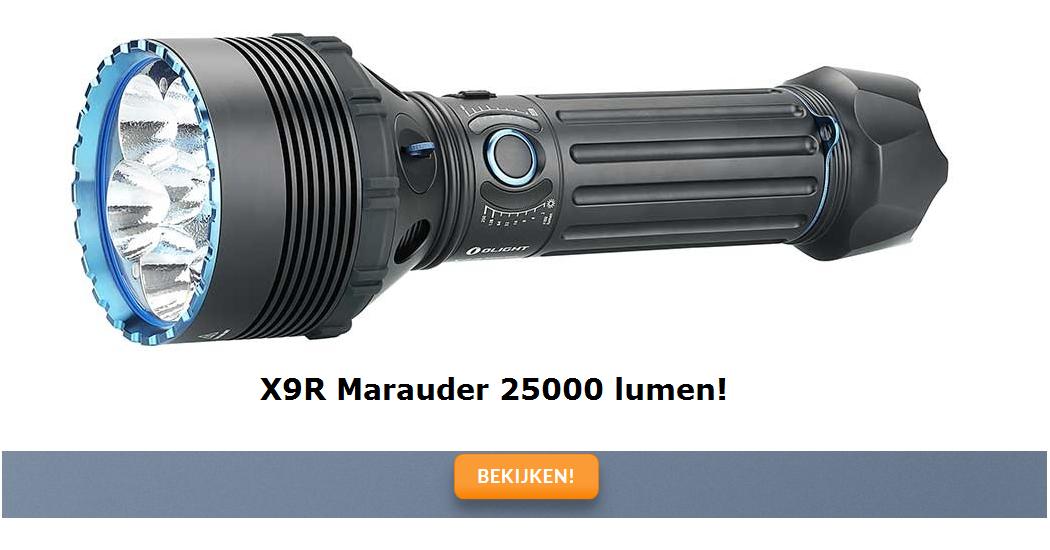Olight X9R