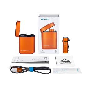 Olight Baton 3 Premium Kit Orange