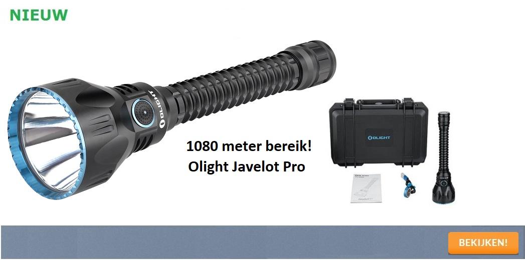Olight Javelot Pro Banner