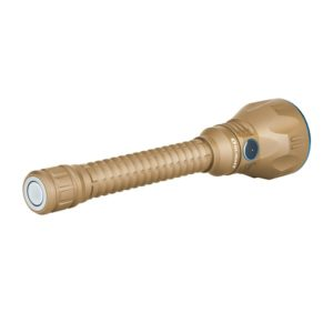 Olight Javelot Pro Tan Limited Edition Back