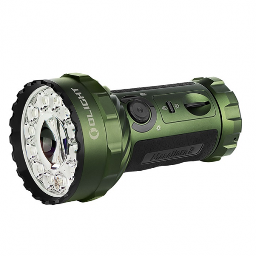 Olight Marauder 2 Rechargeable Limited Edition OD Green