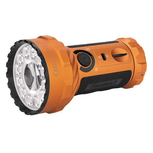 Olight Marauder 2 Rechargeable Limited Edition Orange