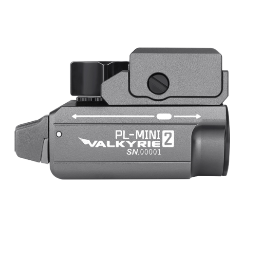 Olight PL-MINI 2 Valkyrie GunMetal Grey