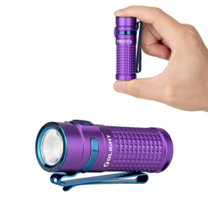 Olight S1RII Baton Purple Limited Edition