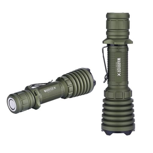 Olight Warrior X OD Green Limited