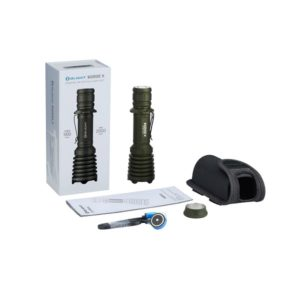 Olight Warrior X OD Green Limited Edition Kit