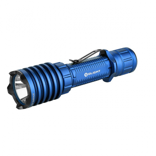 Olight Warrior X Pro Limited Edition Blue